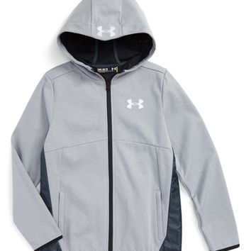 Under Armour Swacket Water Resistant Zip Hoodie (Little Boys & Big Boys) | Nordstrom