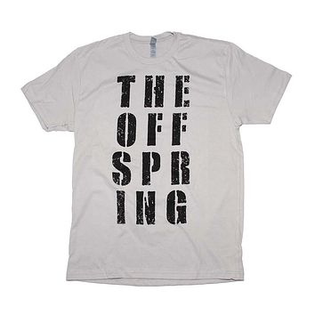 The Offspring Block Letter T-Shirt