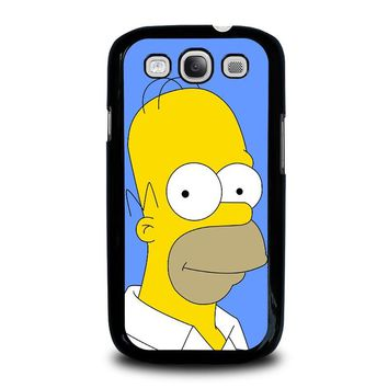 HOMER SIMPSONS Samsung Galaxy S3 Case Cover