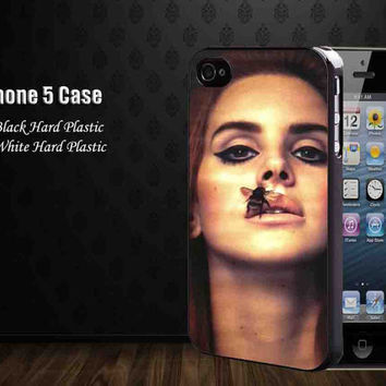 Lana del rey 2,Iphone 5 case,accesories case,cell phone