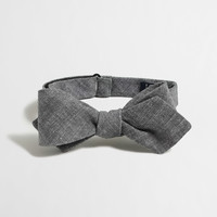 Chambray Bow Tie : Men's Accessories | J.Crew Factory
