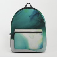 Anahata (Heart Chakra) Backpack by duckyb