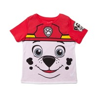 Boys Toddler Paw Patrol Marshall Tee