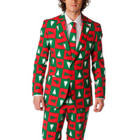 Preorder - The Tacky Christmas Sweater Holiday Tree Suit - Delivery in Mid-December 2015