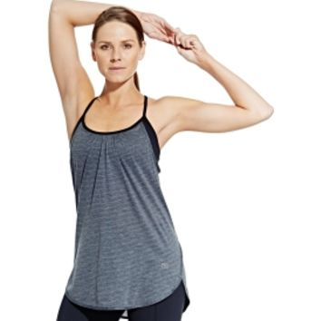 CALIA by Carrie Underwood Women's Striped Double Layer Tank Top   DICK'S Sporting Goods
