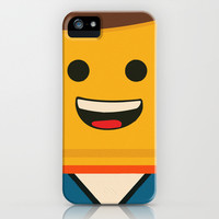 LEGO - Emmet iPhone & iPod Case by Shujaat Syed