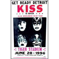 KISS Billboard