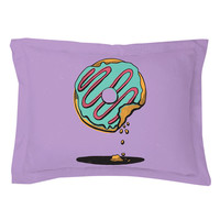 Donut Shop Pillow Shams