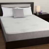 Sealy Posturepedic 10-in. King Memory Foam Mattress - 76'' x 80'' (White)