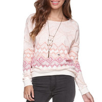 Roxy Love Sometimes Crew Fleece at PacSun.com