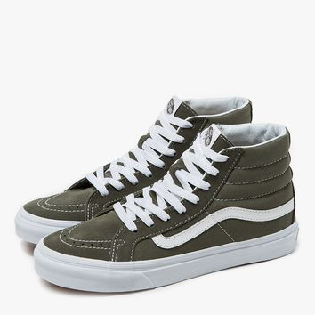 Vans / Sk8 Hi Slim Suede in Grape Leaf