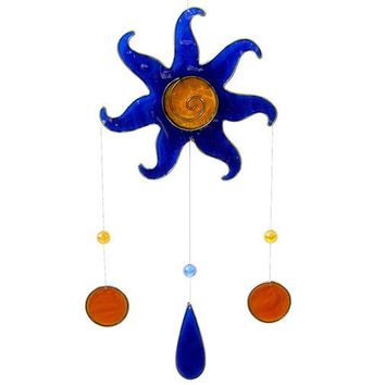 Swirly Sun Catcher
