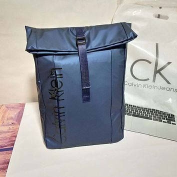 Trendsetter Calvin Klein Casual Shoulder Bag School Backpack Travel Bag