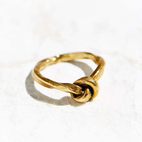 Datter Industries Knot Ring - Urban Outfitters