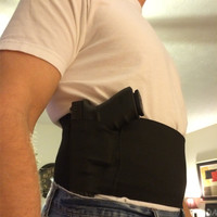 TACTICAL ADJUSTABLE WAIST PISTOL GUN HOLSTER