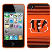 Cincinnati Bengals iPhone 4 Case - Orange