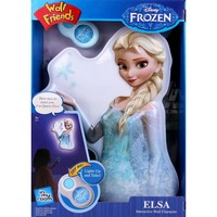 Disney Frozen Elsa Wall Friends Interactive Character Light by Uncle Milton (Snow)