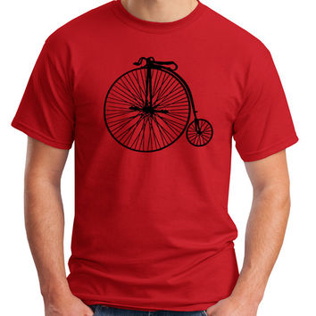 Vintage Bicycle T-Shirt Graphic Tee