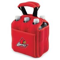 Louisville Cardinals Insulated Beverage Cooler (Red)