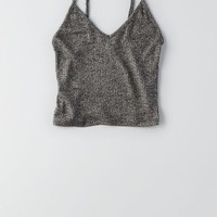 AEO Women's Dont Ask Why Sweater Tank