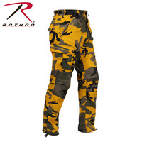 Rothco 8875 Men's Color Camo BDU Pant - Stinger Yellow | Mens and Womens Workwear at G&L Clothing
