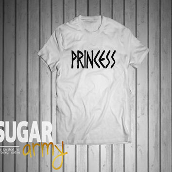Princess shirt, Princess t-shirt, shirts wih quote, feminism shirt, Unisex Shirt style, 100% Cotton