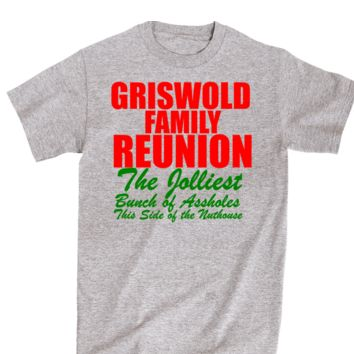 Griswold Christmas Family Reunion