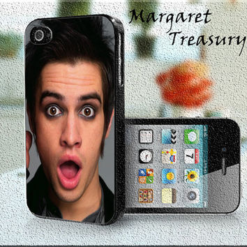 Brendon Urie Lead Vocalis Case For iPhone 5s, iPhone 5c Case iPhone 5 Case iPhone 4/4S, Galaxy S3 or Galaxy S4 - Fast Shipping From USA