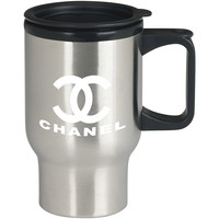 CC Chanel For Stainless Travel Mug *