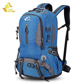 Climbing bag  KNIGHT 0398 30L Lightweight Water Resistant Backpacks Climbing Camping Hiking Backpack Outdoor Sport Bag BackpacksKO_4_1