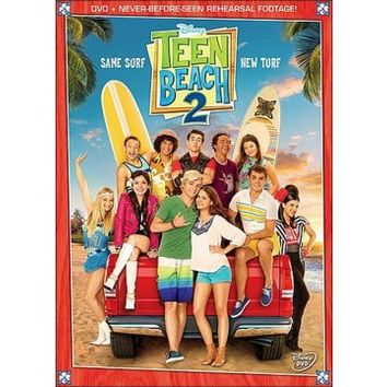 Teen Beach Movie 2 (DVD) 2014