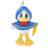 [Disney Store]Stuffed Toy Donald rain poncho keyholder keychain with: If you want to buy presents and gifts online, we recommend the Disney Store.