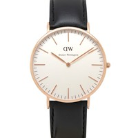 Daniel Wellington 0107DW Sheffield Watch Black