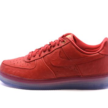 hcxx Nike Air Force 1 CMFT Lux Low  University Red