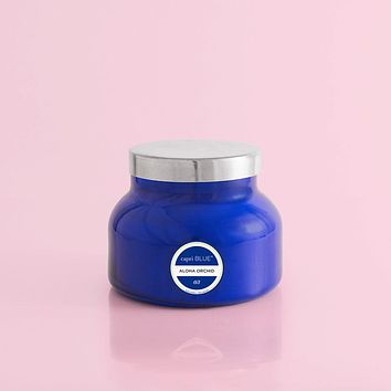 Aloha Orchid Blue Signature Jar