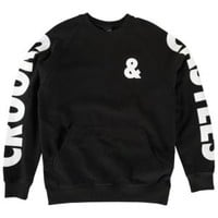 Crooks & Castles On The Block Crew Sweatshirt - Men's at CCS