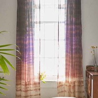 Piper Clamp Dyed Window Panel