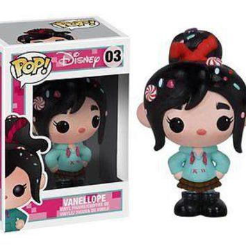 Funko Pop Disney: Wreck It Ralph - Vanellope Vinyl Figure