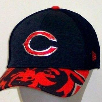 Chicago Bears New Era NFL Draft On Stage 39Thirty Flex Hat / Cap size M/L