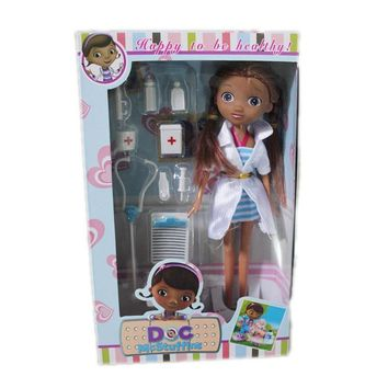 Doctor toys for Doc McStuffin play toys Girl birthday gift Christmas Gift Playing Toys