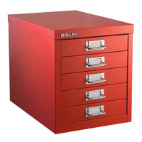 Bisley® 5-Drawer Cabinet