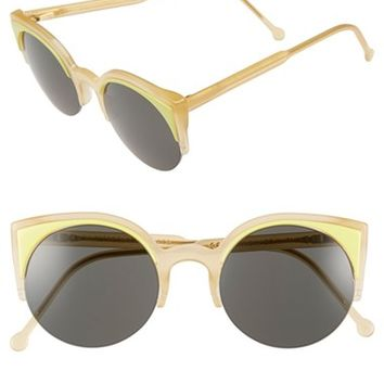 SUPER by RETROSUPERFUTURE® 'Lucia Surface' 52mm Cat Eye Sunglasses | Nordstrom