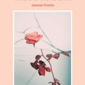 Note to Self by Connor Franta (Hardcover): Booksamillion.com: Books