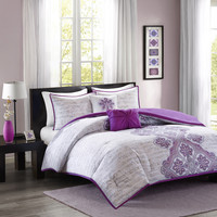 Intelligent Design Avani Comforter Set|Designer Living