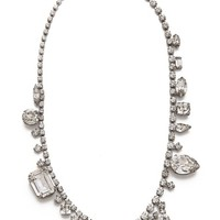 TOM BINNS Madame Dumont Crystal Necklace | SHOPBOP