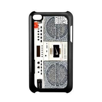 DCKL9 Nike Air Jordan Radio Boombox iPod Touch 4 Case