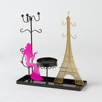 Paris Café Jewelry Holder  | Claire's