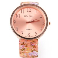 Prim Rose Watch - Trendy Watches at Pinkice.com