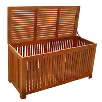 Bresa Teak Outdoor Storage Box