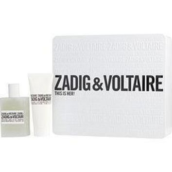 ZADIG & VOLTAIRE THIS IS HER! by Zadig & Voltaire (WOMEN)